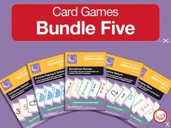 Card Game Bundle 5