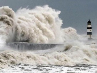 Tropical cyclones & mid-term assessment GCSE Geography New Spec