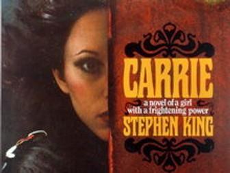 Stephen King's Carrie - Walking Talking Mock