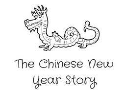 The Chinese New Year Story Reading Comprehension by ...