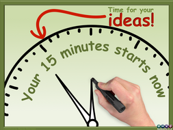 fifteen 15 minute ideas countdown timer by mandymaths tes