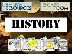 History Escape Room