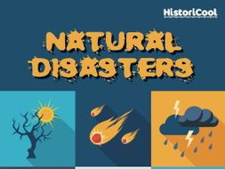 Natural Disasters Resource Bundle
