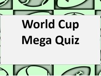 Football World Cup '18 Quiz