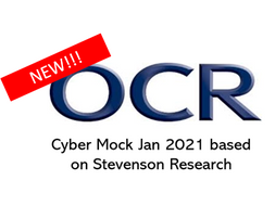Unit 3 OCR Technicals Level 3 - Cyber Security Mock Jan 2021 + mark scheme