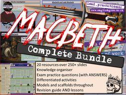 Macbeth GCSE