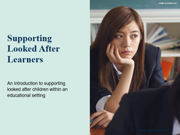Supporting Looked After Learners - Introduction CPD Session
