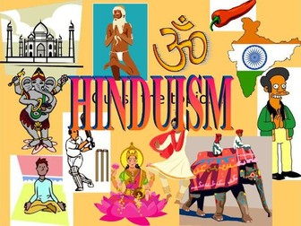 Hinduism KS3 complete topic
