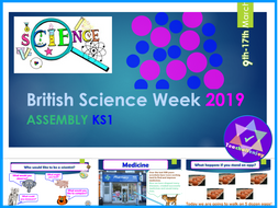 British Science Week 2019 KS1 Assembly