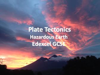 Hazardous Earth - Plate Tectonics