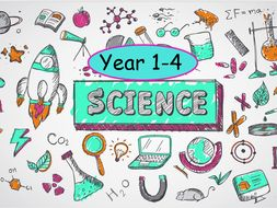 Whole School Science Curriculum coverage.