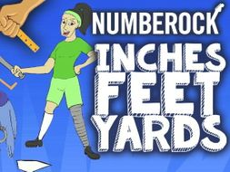 Inches Feet Yards KS2 Length Song By Letsrockmath