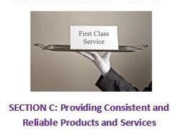 BTEC L2 Patisserie Unit 1 Exam Booklet - Section C