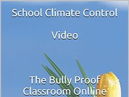 The School Climate Control Conference (Video)