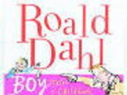 'Boy' by Roald Dahl SoW - PPTs and Differentiated Resources