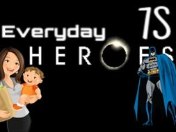 Assembly: We Are Everyday Heroes! Power for Good