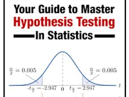Edexcel A-Level Maths Statistics Chapter 7 Hypothesis testing