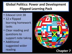 Politics - Global Power and Development Flipped Learning