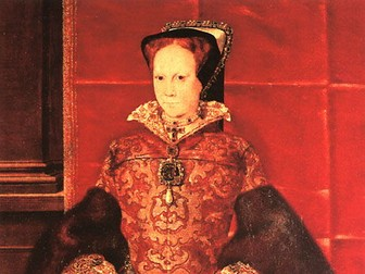 How Bloody was Queen Mary I, 1553 - 1558?