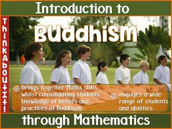 Buddhism: Introduction to Buddhism through Mathematics