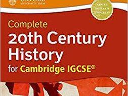 Cambridge IGCSE: League of Nations / Collapse of International Peace  & USA Depth Study: PART ONE