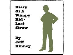 Diary of a Wimpy Kid: Last Straw - (Reed Novel Studies)