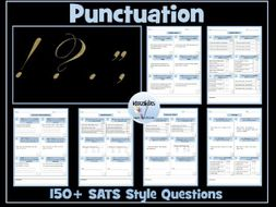 SATS English Revision: Punctuation