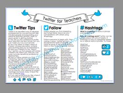Twitter for Teachers of Literacy/English